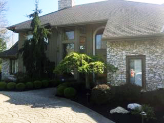Front Entry Landscaping