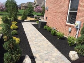 Outdoor Stone Pathway