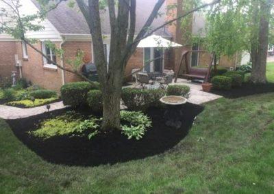 Garden Mulching & Edging