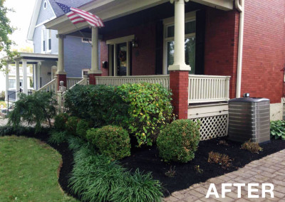 Residential Landscape Project - After 1 of 2