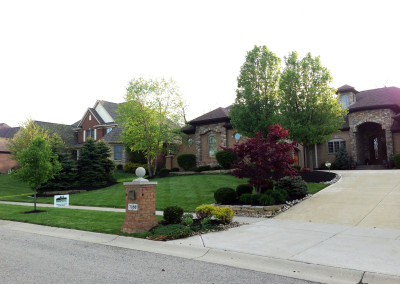 Residential Landscaping with Curb Appeal