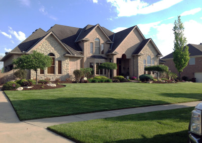 Residential - Mowing and Landscape Design - Kissel Landscaping